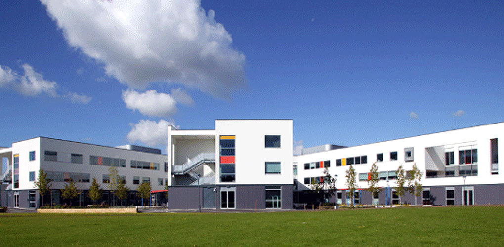 Cressex Community School Roofline Group Uk Flat