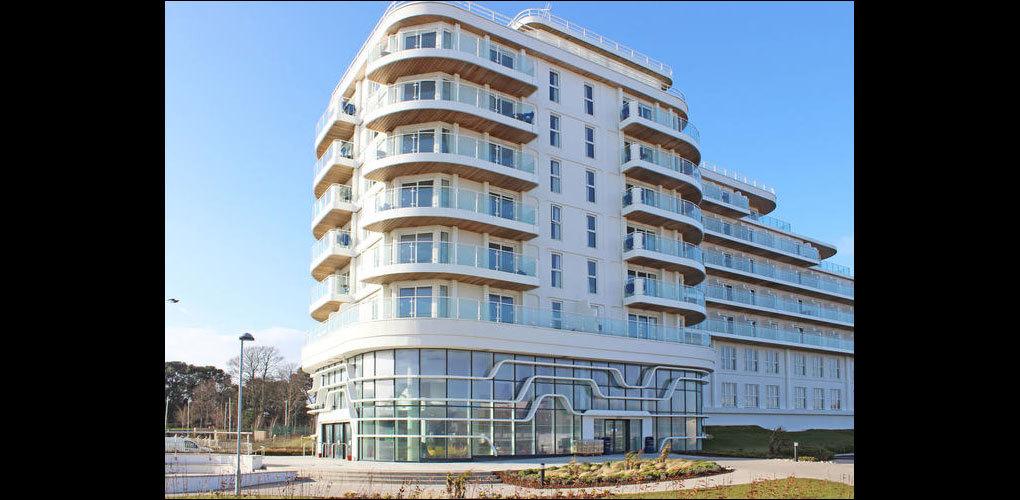 Butlins Wave Hotel Roofline Group Uk Flat Roofing And