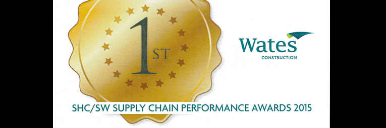 Wates Supply Chain Award