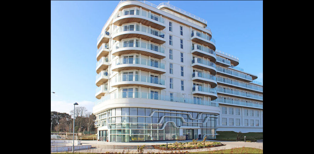 Butlins Wave Hotel Roofline Group Uk Flat Roofing And